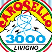 Il logo del Carosello 3000 Livigno - photo by Carosello Ski Area