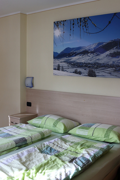 Baita Dens a Livigno (So) - Interno Camera