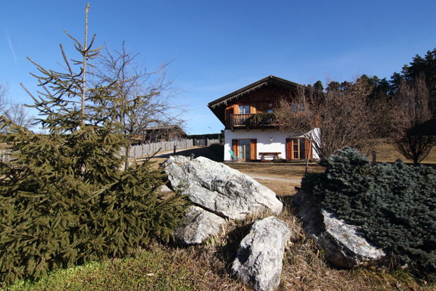 Pineta Hotels, lo Chalet Alpino