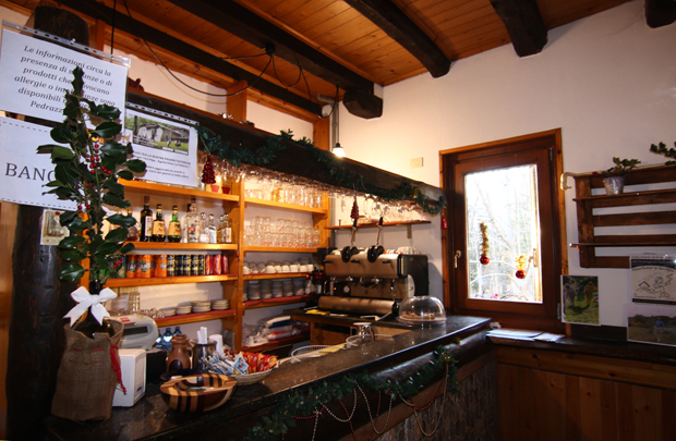 Bar dell'Agriturismo Terz'alpe