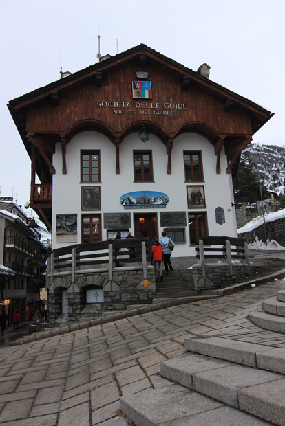 Guide Alpine Courmayeur