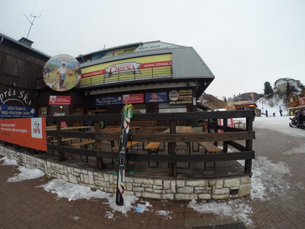 Sciare in valsassina tappa ai piani di bobbio lc for Piani di costruzione di stand del ristorante