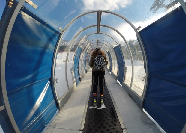Babylift Tunnel al Palabione