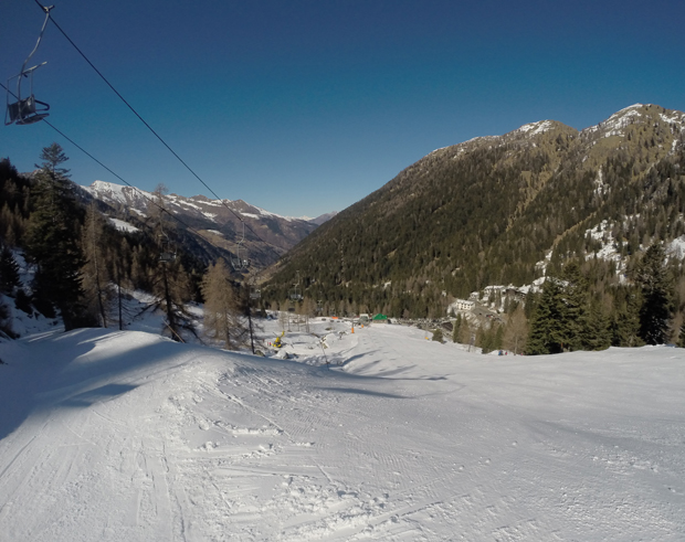 Pista Scala in Valgerola