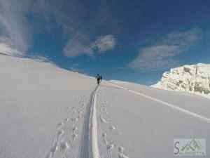ScialpinismoSchollenhornSvizzera
